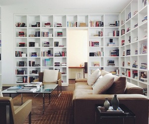 book, home, and room image