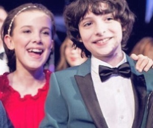 cast, eleven, and mike image
