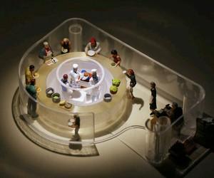 art and miniature image