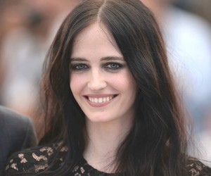 eva green, gorgeous, and smile image