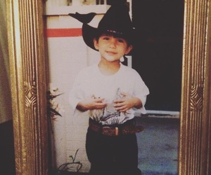 cowboys, tyler posey, and baby tyler posey image