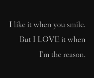 love, quotes, and smile image