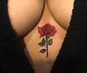 ink, vibes, and rose image
