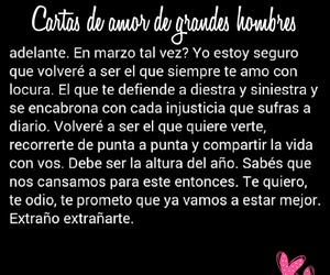 amor, frases, and cartas image