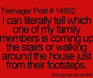 family, true, and teenager post image