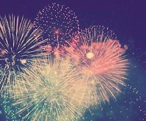 Dream, firework, and vie image