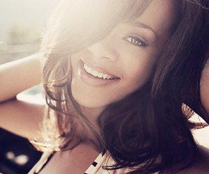 rihanna, beautiful, and smile image