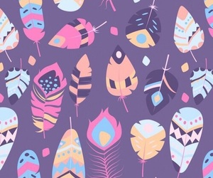 feather, background, and pattern image