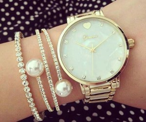 accessory, luxury, and gold image