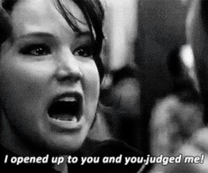 Jennifer Lawrence, quotes, and judge image