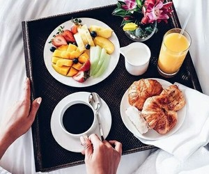 breakfast, fruit, and food image