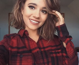 brunette, goals, and hair image