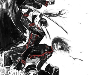 anime couples, arystar krory, and kanlena image