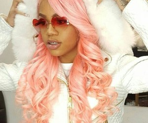 molly brazy and pink image