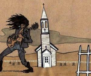 slash, november rain, and Guns N Roses image