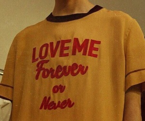 yellow, love, and grunge image