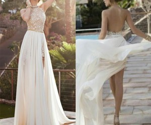 dress, high fashion, and cute image