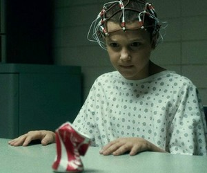eleven, stranger things, and series image