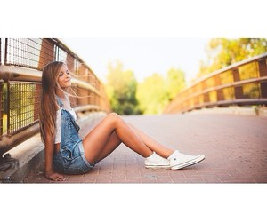 girl, model, and summer image