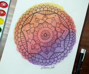 art, arte, and doodle image
