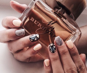 geometry, nails, and shine image