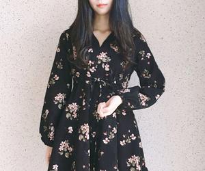 asian, korean girl, and kstyle image