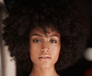 big hair, natural hair, and coils image