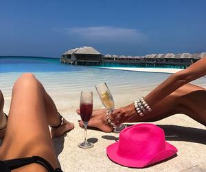 luxury, travel, and traveling image