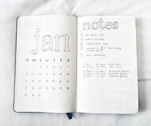 art, studyblr, and journal image