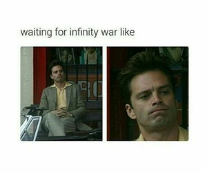 Avengers and sebastian stan image