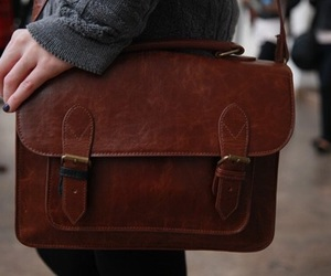 bag, indie, and vintage image