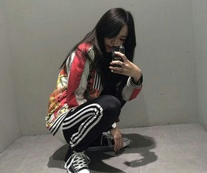 adidas, asian, and seoul image