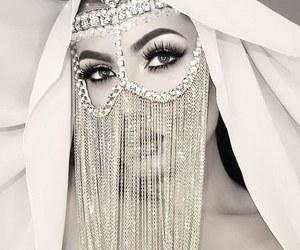 arabic, beauty, and eyes image