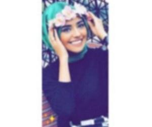 girl, hijab, and محجبات image