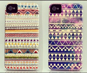 iphone, tribal print, and phone cases image