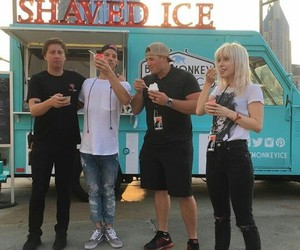 hayley williams, paramore, and twenty one pilots image