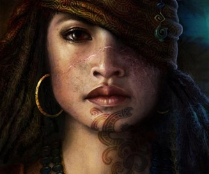 beauty, scar, and pirates image