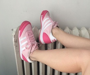 adidas, aesthetic, and pastel image