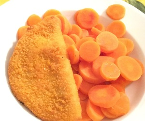 carrots, findus, and dinner image