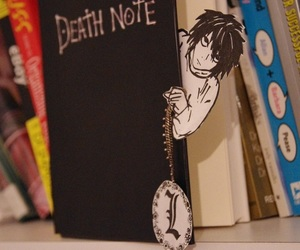 awesome, cool, and death note image