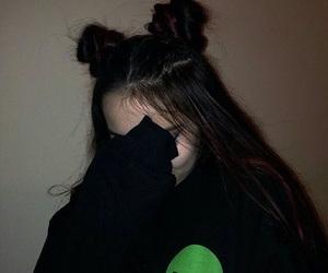 girl, alien, and tumblr image