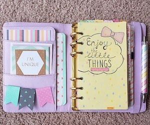 inspiration, planner, and school image