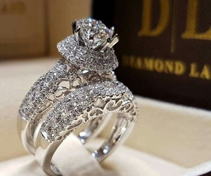 accessories, proposal, and wedding image