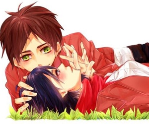 adorable, snk, and eremika image