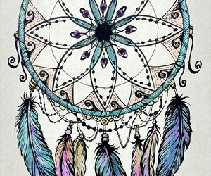 wallpaper, dreamcatcher, and background image