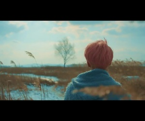 springday, 지민, and 봄날 image