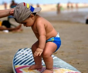 kid, surf, and frimousse image
