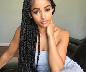 beautiful, beautiful women, and eyeliner image