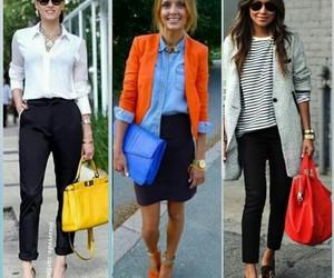accesories, moda, and zapatillas image