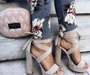 bags, sandal, and shoes image
